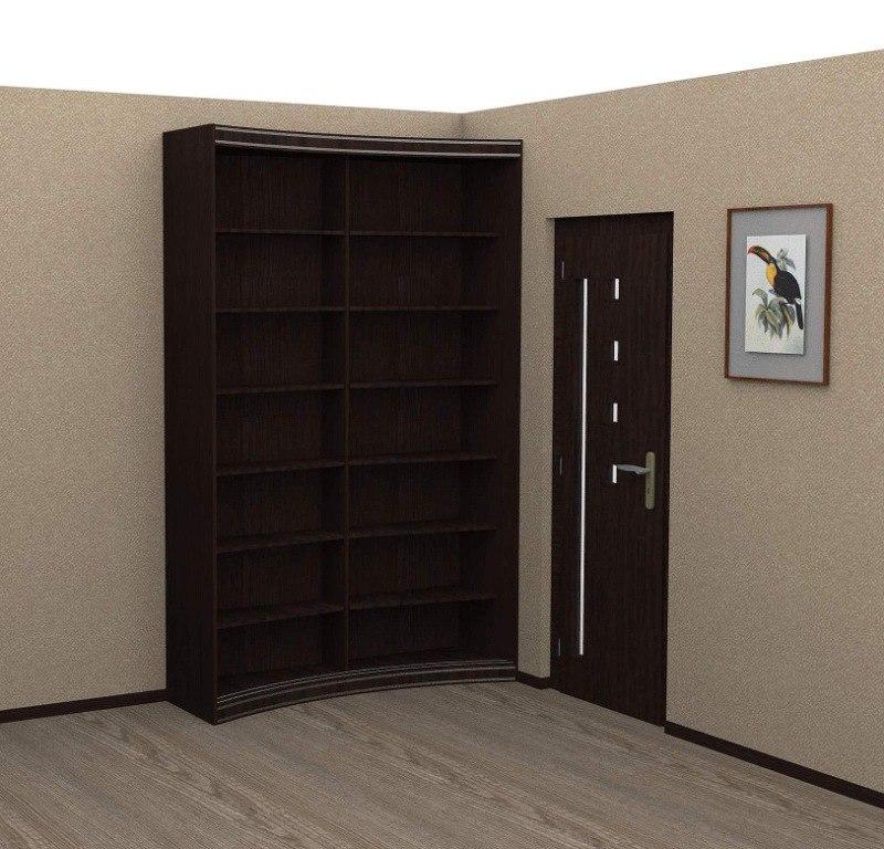 Радиусный шкаф №28 2