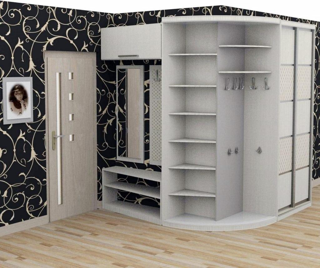 Радиусный шкаф №27 2