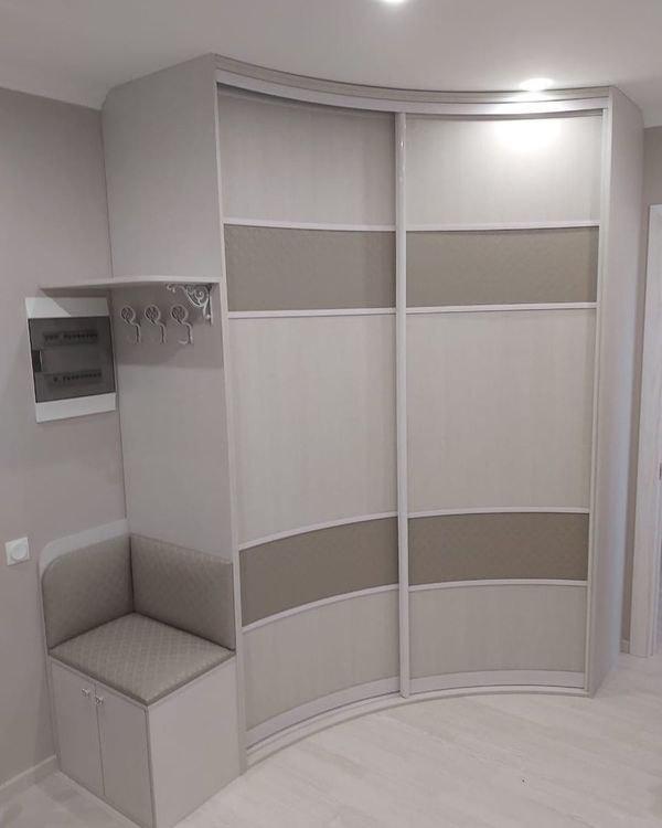 Радиусный шкаф №29 1