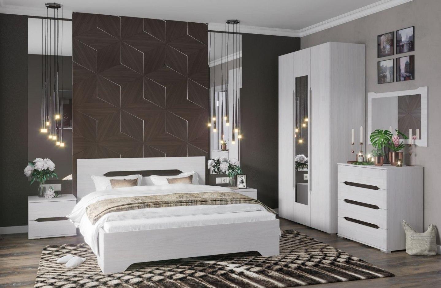 Балая кровать Анкор 5