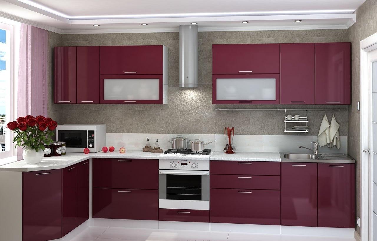 Кухонный гарнитур Бордо 1
