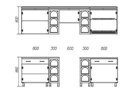 Кухонный гарнитур Венеция 2