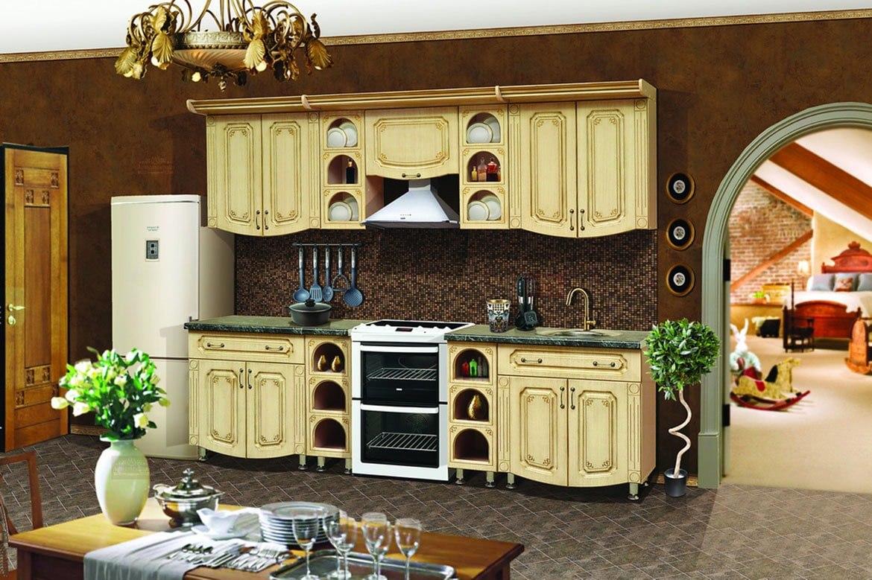 Кухонный гарнитур Венеция 1