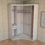 Радиусный шкаф-купе Радион 2